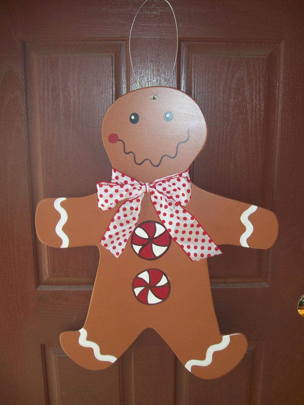 47d Gingerbread Man Jdickson Designs